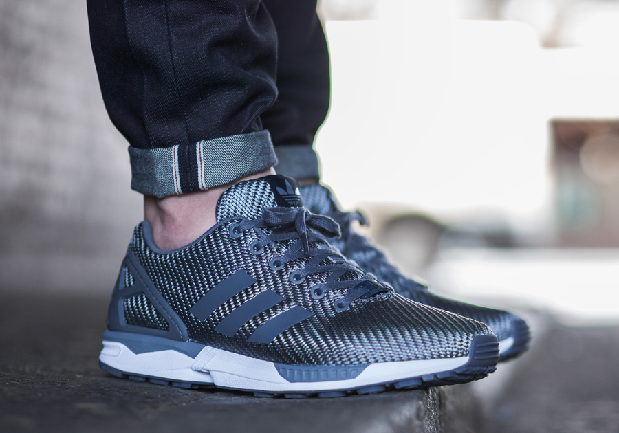 Trainers in Brand:adidas, Shoe Size:UK 6.5, Product Line:ZX Flux