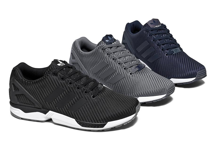 adidas zx flux woven