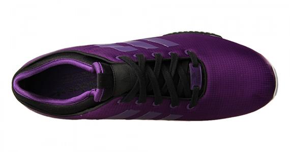 adidas flux violet