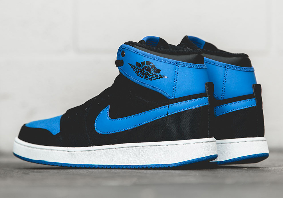 "Air Jordan 1 KO Retro High ""Sport Blue"" – Arriving ..."
