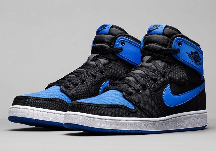 """Air Jordan 1 Retro KO High OG """"Sport Blue"""" - Nikestore Release Info"""