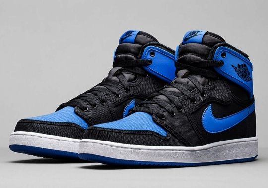 "Air Jordan 1 Retro KO High OG ""Sport Blue"" – Nikestore Release Info"