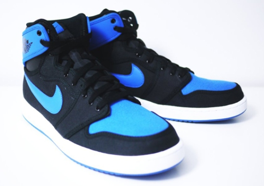"Air Jordan 1 Retro KO High ""Sport Blue"""