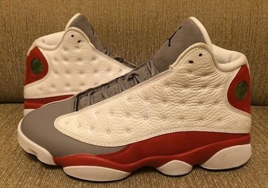 """Air Jordan 13 """"Grey Toe"""""""