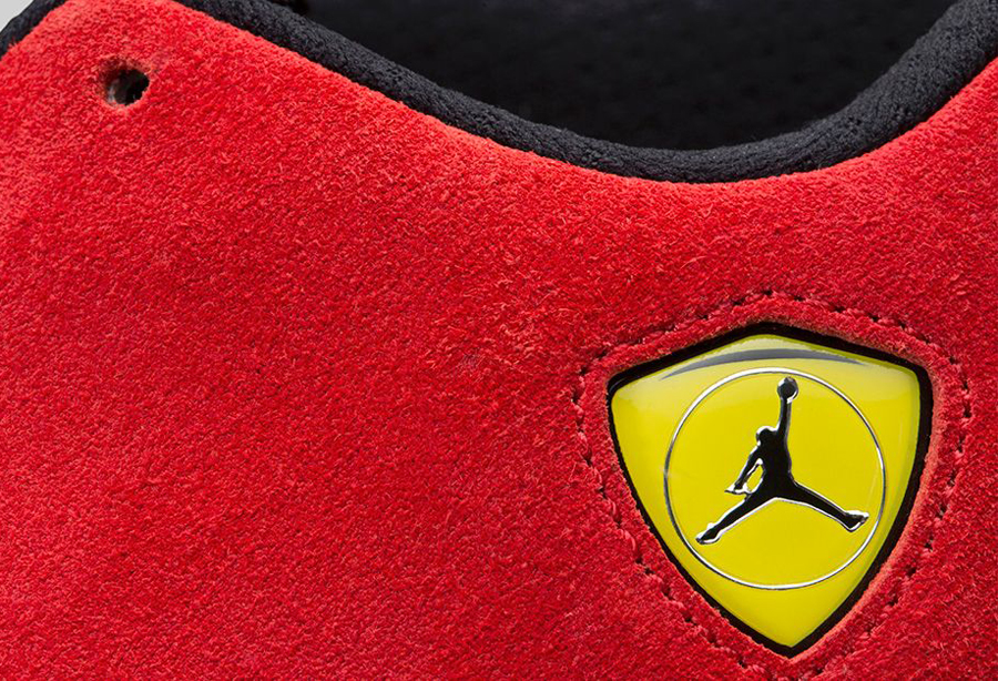Air Jordan 14 Ferrari Footlocker Rabatter kHPmsT
