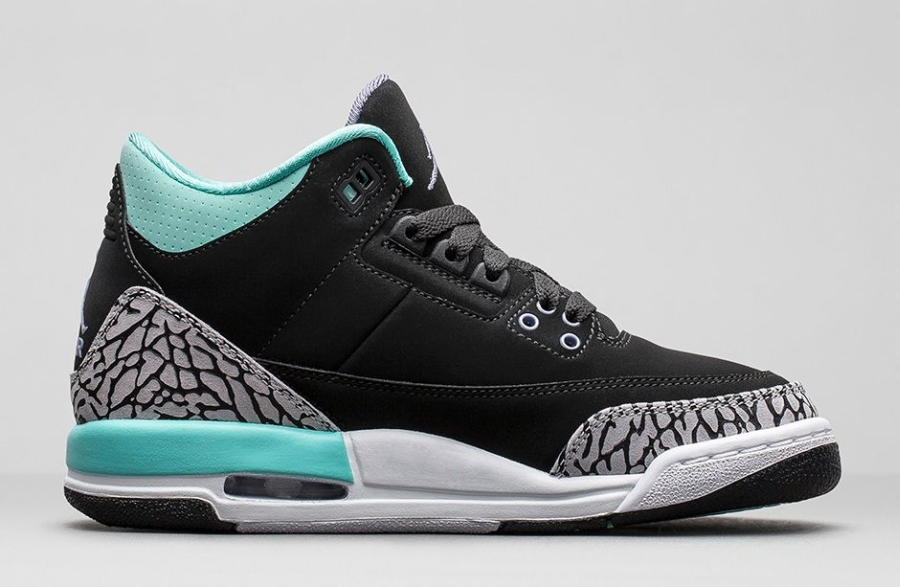 new arrival 9ee77 12e96 Air Jordan 3 GS