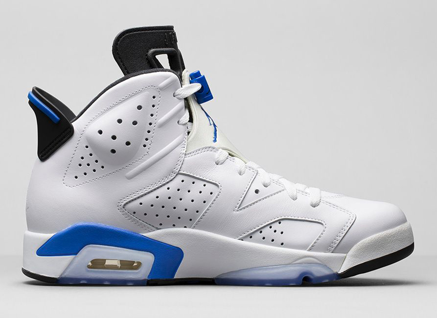 san francisco bcbf6 09bf1 Air Jordan 6