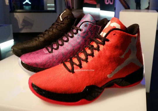 Air Jordan XX9 – Holiday 2014 Releases