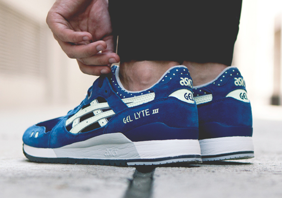 huge selection of 0b675 560a8 Asics Gel Lyte Iii Blue colchesterfoodanddrinkfestival.co.uk