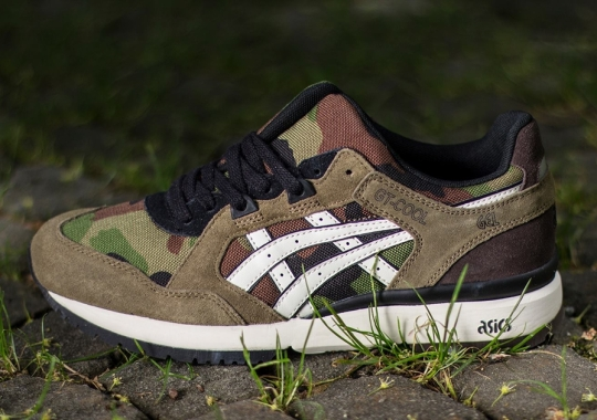 "Asics GT-Cool ""Camo"" Pack"