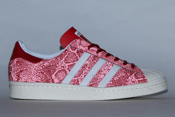 atmos x adidas Originals Superstar 80s quot G SNK 8quot