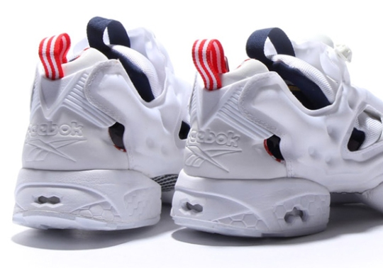 atmos x Reebok Insta Pump Fury 20th Anniversary Preview