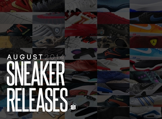 f616ee89f24a August 2014 Sneaker Releases - SneakerNews.com