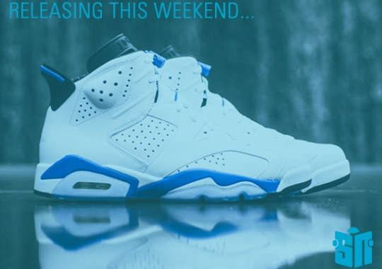 Sneaker Releasing This Weekend – August 30th, 2014