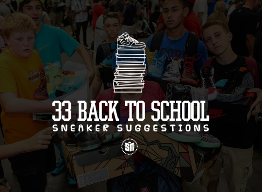 33 Back To School Sneaker Suggestions