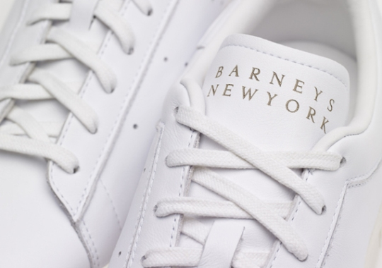 adidas Originals Stan Smith Collaborations With Barneys New York, Dover Street Market, and colette