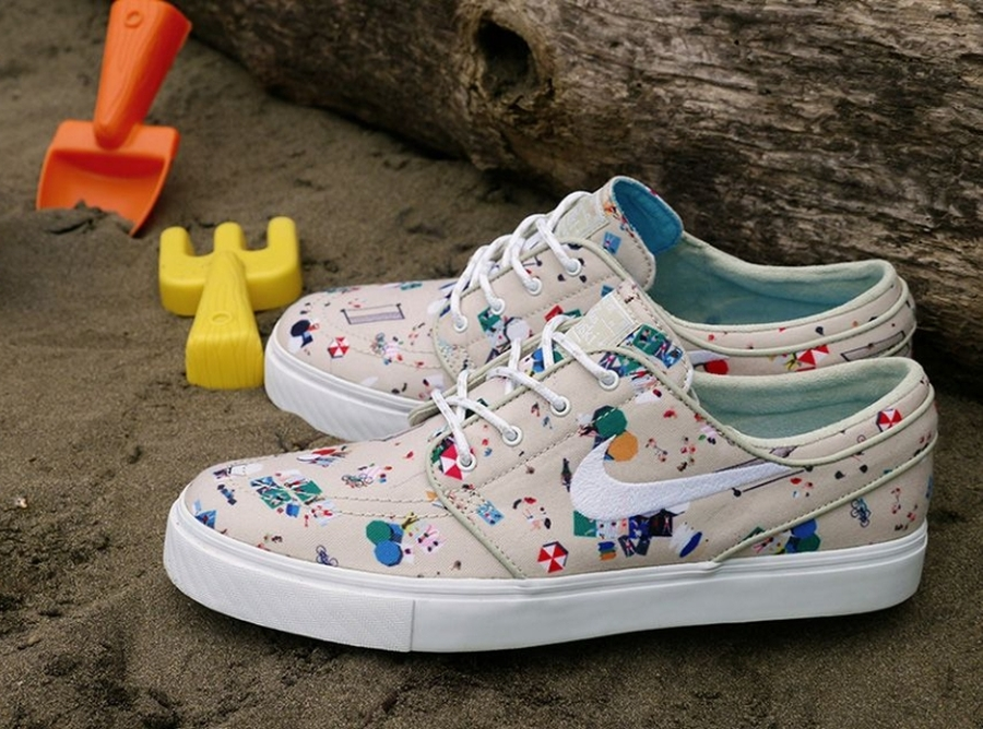 "new concept 87fea cb80f Nike SB Stefan Janoski ""Beach"" - Nikestore Release Info - SneakerNews.com"