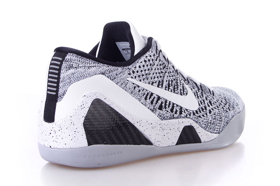 "b38b66f8317e Nike Kobe 9 Elite Low ""Beethoven"" Color  White Black-Wolf Grey Style Code   639045-101. Release Date  08 16 14. Price   200"