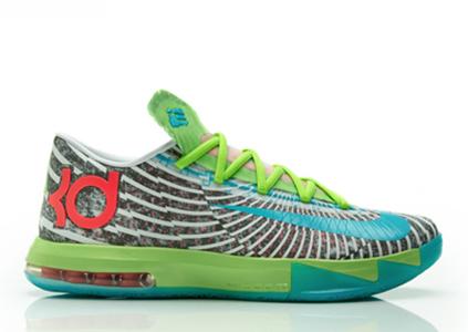 "newest 7891b ef732 Nike KD 6 ""DC Pre-Heat"""