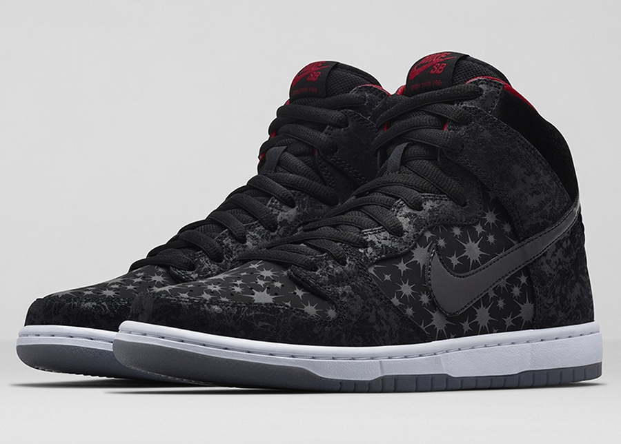"""buy popular 0a708 9eaa6 Brooklyn Projects x Nike SB Dunk High """"Paparazzi"""" – General Release Version"""