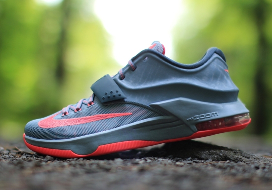 kd 7 calm before the storm sneakernewscom