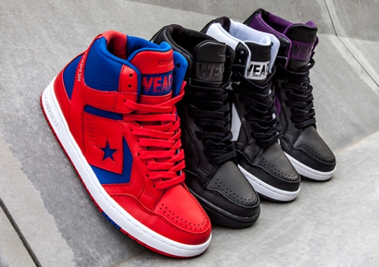 Converse Weapon '86 Mid – Fall 2014 Releases