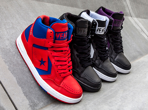 buy popular look for sleek Converse Weapon '86 Mid - Fall 2014 Releases - SneakerNews.com