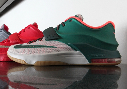 "A Detailed Look at the Nike KD 7 ""Easy Money"""