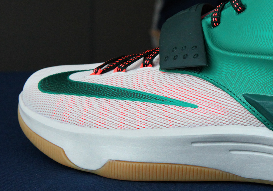 the latest 86107 73992 ... closeout nike kd 7 easy money detailed look aacf1 4b418