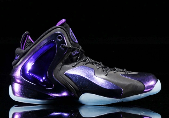 """Eggplant"" Nike Lil' Penny Posite"