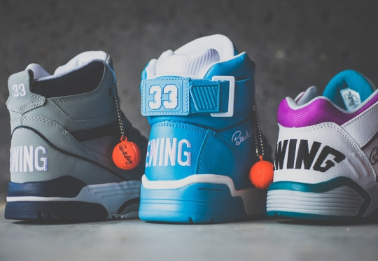 Ewing Athletics Releases For August 2014