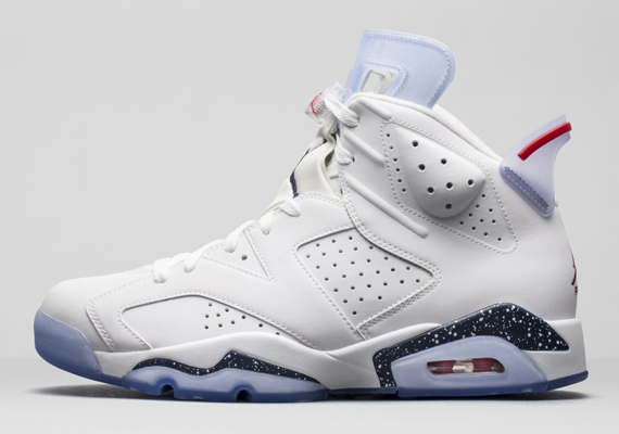 Air Jordan 6 First Championship New Release