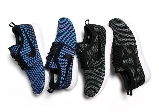Nike Flyknit Roshe Run – Arriving at Retailers
