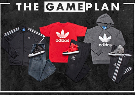 The Game Plan by Champs Sports: adidas Originals C-10
