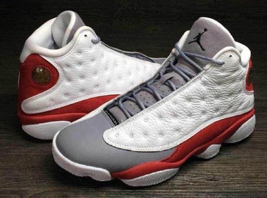 """Air Jordan 13 Retro """"Grey Toe"""""""