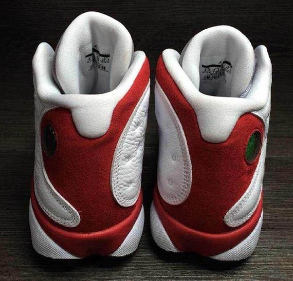 Air Jordan 13 Pies Gris Retro jajoPhky