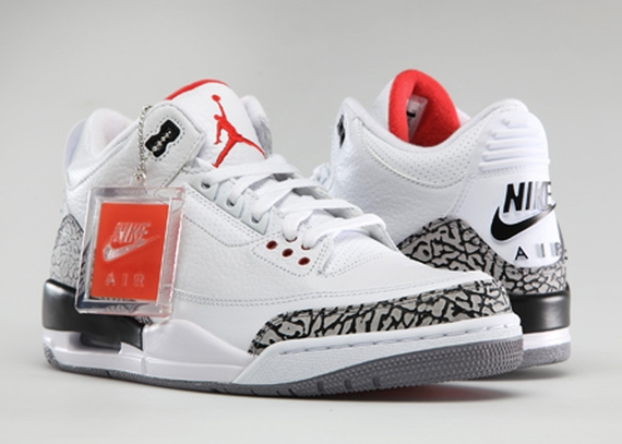 Air Jordan 3 Production On Hiatus According To Jordan Brand - SneakerNews .com