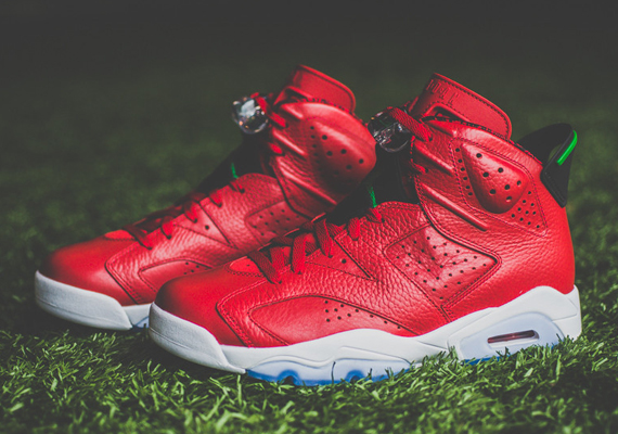 "71582212ff4 Air Jordan 6 ""Spiz'ike"" - Release Date - SneakerNews.com"