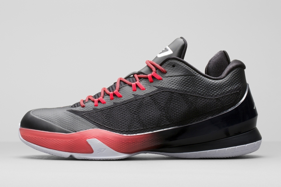 7683651c81a70e The Jordan CP3.VIII will launch in two colorways — black infrared 23 white  and cool grey white black — at global retailers and Jordan.com on Nov.