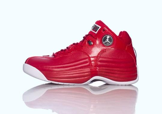 Jordan Jumpman Team 1 – Red – White