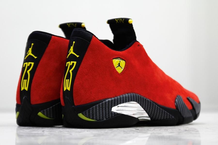 Air Jordan 14 Ferrari Para La Venta 4pWGnL