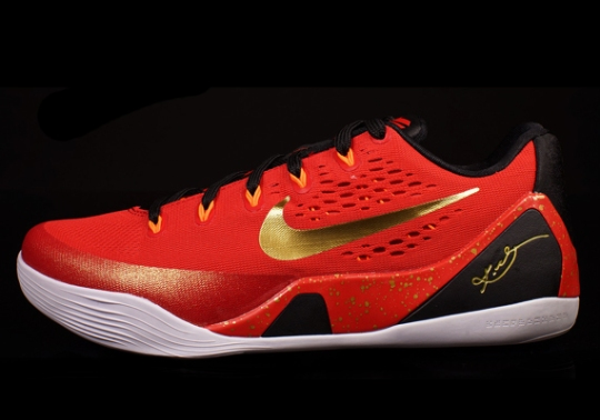 "Nike Kobe 9 EM ""China"" – Arriving at Retailers"
