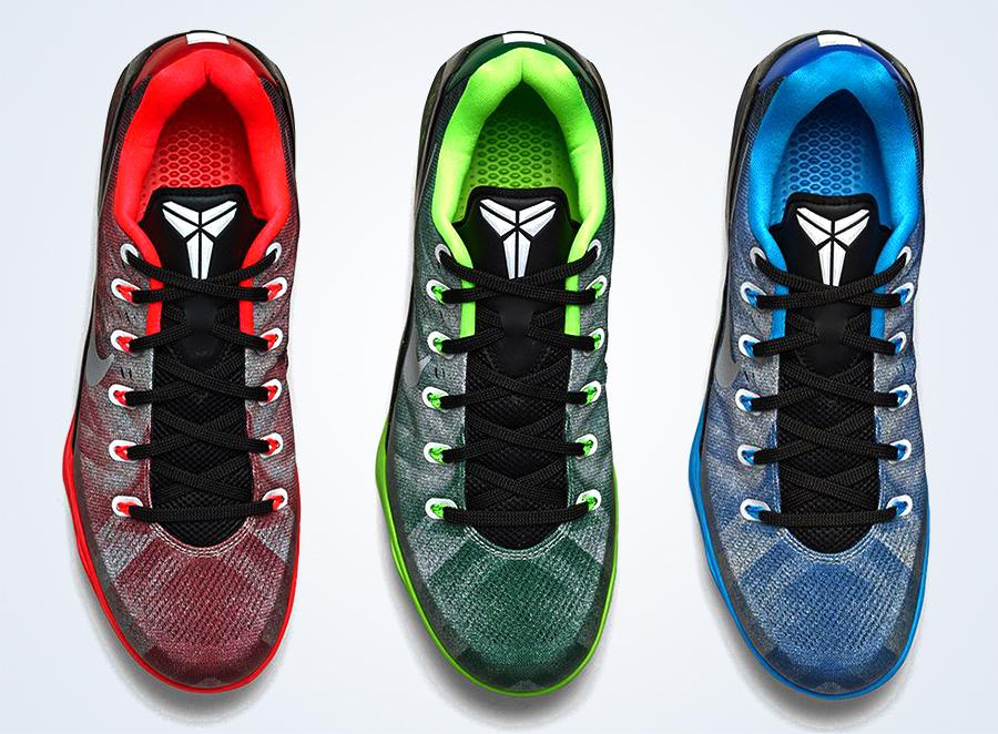 f8957af92b41 Nike Kobe 9 EM Premium Collection - Nikestore Release Info - SneakerNews.com