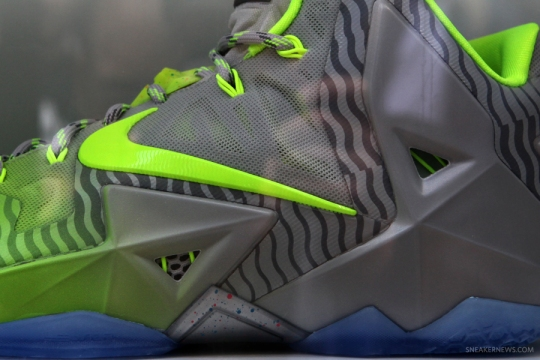 "Nike LeBron 11 ""Maison du LeBron"" – Release Date"
