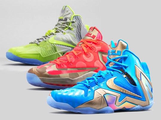"Nike LeBron 11 ""Maison du LeBron"" Collection – Nikestore Release Info"