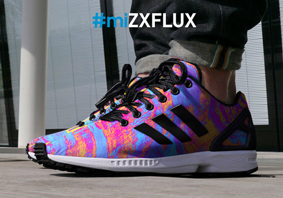 adidas zx flux rose gold release date