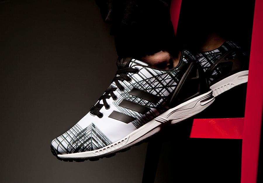 adidas ha delle scarpe scarpe scarpe da ginnastica nuove vette con mizxflux personalizzazione db73af