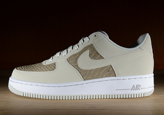 The Nike Air Force 1 Low Premium Vachetta Tan Is A Stylish