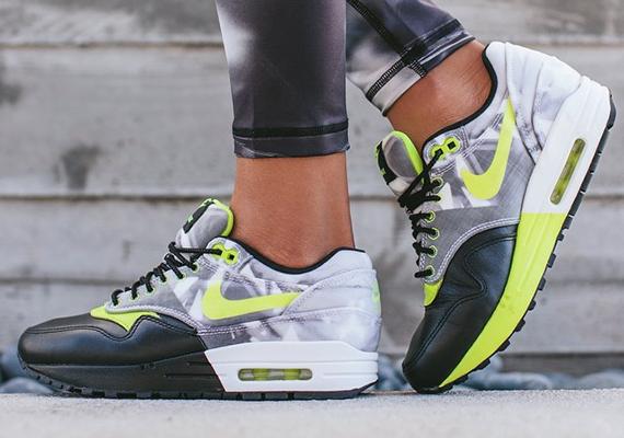 san francisco 33f1d 84ffa Nike Women s Air Max 1 FV - Release Date - SneakerNews.com