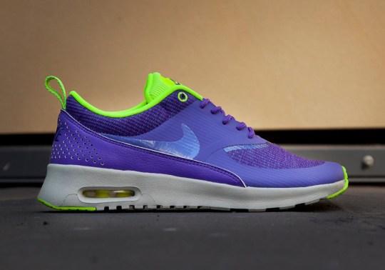 """Nike Air Max Thea """"Grape"""""""